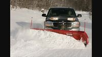 Snow Plowing in The Bancroft area