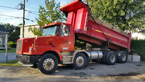 camion 12 roues volvo