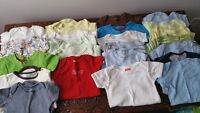 Baby Boy Clothes 6-9 mths