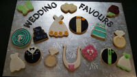 Sugar Cookie Wedding favours for your Guests!