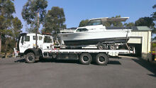 Boat, Trailer and Caravan Transport, Movers and Shipping Port Kembla Wollongong Area Preview