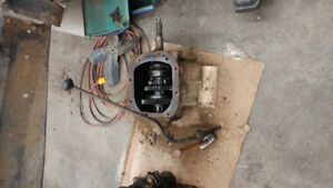 Muncie m420 4 speed transmission complete