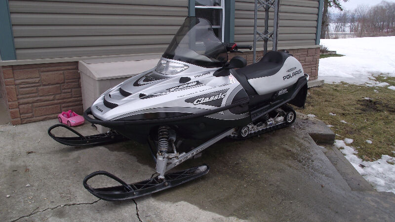 We Part Out 2003 Polaris 700 Classic Edge With M10