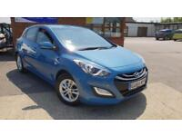 2014 Hyundai i30 1.4 ( 100ps ) Active MANUAL PETROL FULL SERVICE HISTORY
