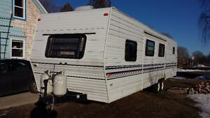 TWO BEDRM. TRAVEL TRAILER FOR SALE