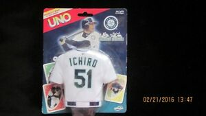 Collectible #51 Ichiro Uno Cards NEW