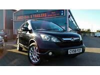 HONDA CRV DIESEL CDTi NICE MILEAGE HIGH SPEC LUXURY 4X4 LOW TAX HIGH MPG