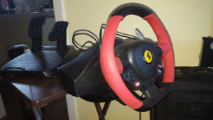 Xbox One, Thrustmaster Racing Wheel, Ferrari 458 Spider Edition