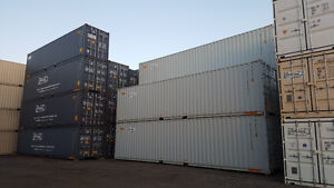 Shipping Containers For Sale or Rent - The Container Guy