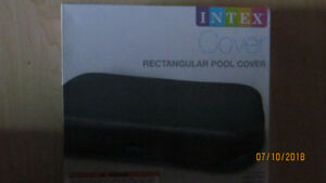 Intex pool cover (120x72)