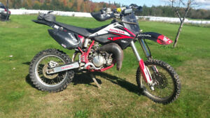 2000 Honda  cr80 everything in great shape.