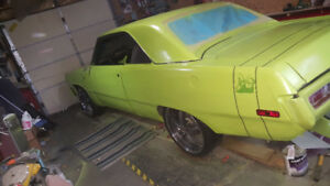 73 plymouth scamp project