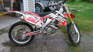 crf 250r injection