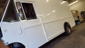 2000 ford E350 FOOD TRUCK