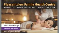 RMT registered massage therapist and acupuncturist needed