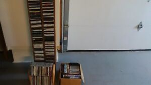 Large collection of CD's