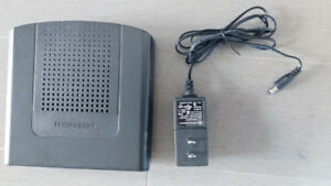 Taksavvy compatible Thomson modem