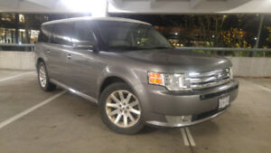 Low Mileage 2009 Ford Flex Private Sale