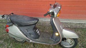 Scooter 80cc