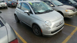 Fiat 500 2013 Mags