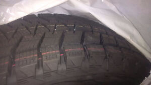 New tires, never used