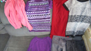 girls clothes sizes 10,10-12