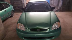 Midori Green Civic Automatic