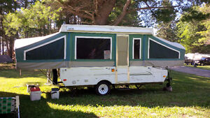 Tent Trailer Coachmen Clipper