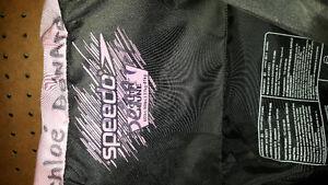 Safety jacket for girls
