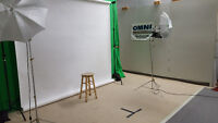 Commercial Studio Available