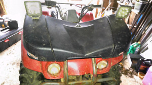 Front 4 Wheeler Box
