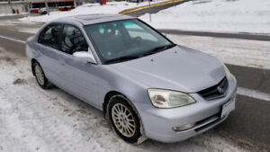 2003 Accura EL - Mint Condition Inside and Out