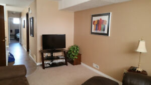 Completely furnished, utilities included 2 bedroom suite!