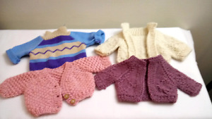 Teddy Bear Sweaters by Ganz Cottage Collectibles