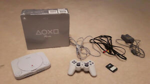 Sony Playstation 1 with games Kitchener / Waterloo Kitchener Area image 1