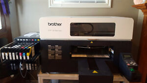 Brother GT381 Direct to Garment Printer