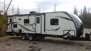 2014 Northtrail 26ft BRSS Travel Trailer