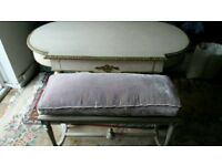 Antique Solid wood table/dresser