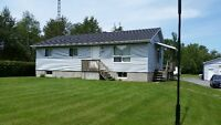 Great home on a large nicely landscaped lot in Plantagenet