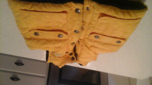 Yellow gap vest