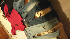 Brand Name Kids Pants and Sweaters