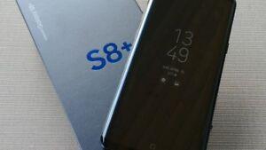 Samsung Galaxy S8 Plus 64GB unlocked -- 90 days Warranty