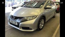 image for 2013 Honda Civic 1.8L I-VTEC ES 5d 140 BHP Hatchback Petrol Manual