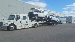 WE OFFER AFFORDABLE LOCAL OR LONG DISTANCE TOWING SERVICE