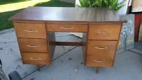 Antique Desk from Eaton's - must be picked up ASAP