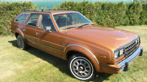1984 AMC Eagle - all the options in the day