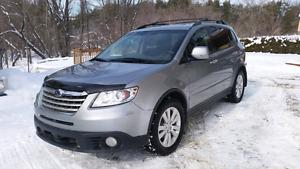 2010 - Subaru Tribeca - 7 passagers