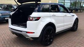 2012 Land Rover Range Rover Evoque 2.2 SD4 Dynamic 5dr Lux Pack Manual Diesel 4x