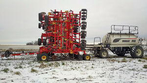 Bourgault 5810 and 6450