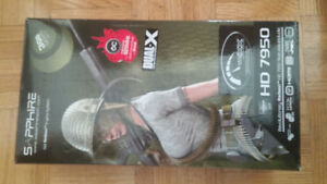 Sapphire Radeon 7950 3GB with Box and accessories